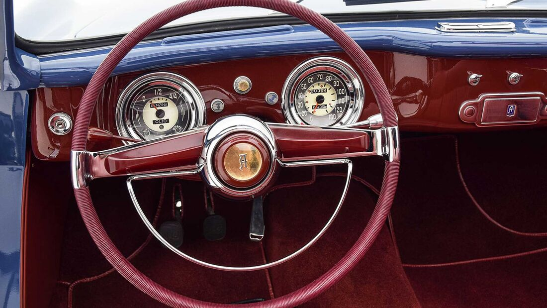 Fiat 1100 Allemano Cabriolet (1953)