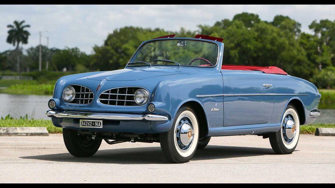 Fiat 1100 Cabriolet (1953) Michelotti