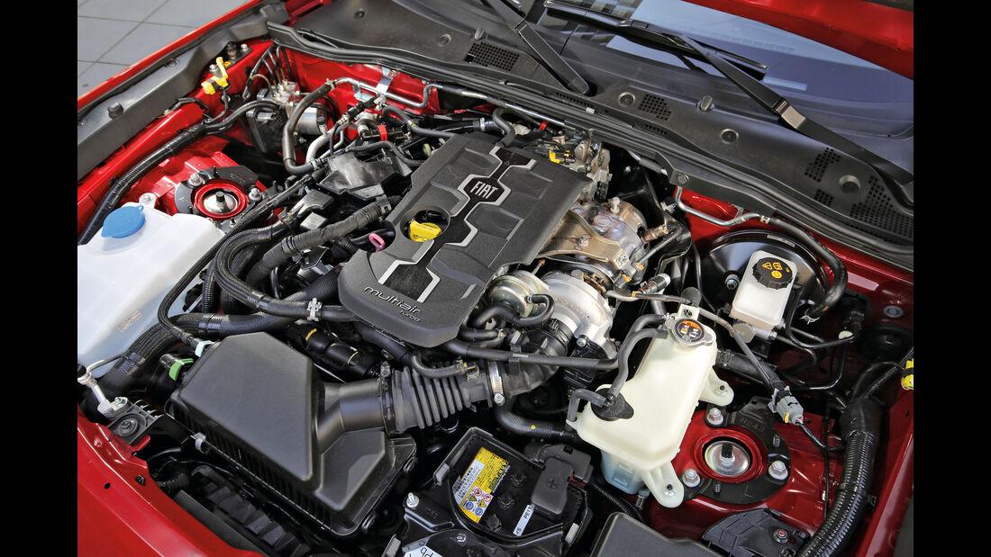 Fiat 124 Spider 1.4 Turbo, Motor