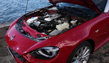 Fiat 124 Spider 1.4 Turbo, Motor