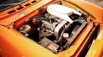 Fiat 124 Sport Spider, Motor