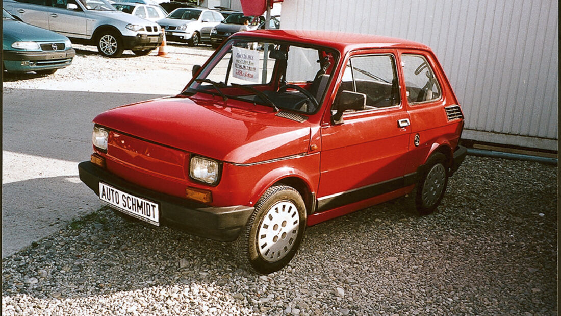 Fiat 126 BIS