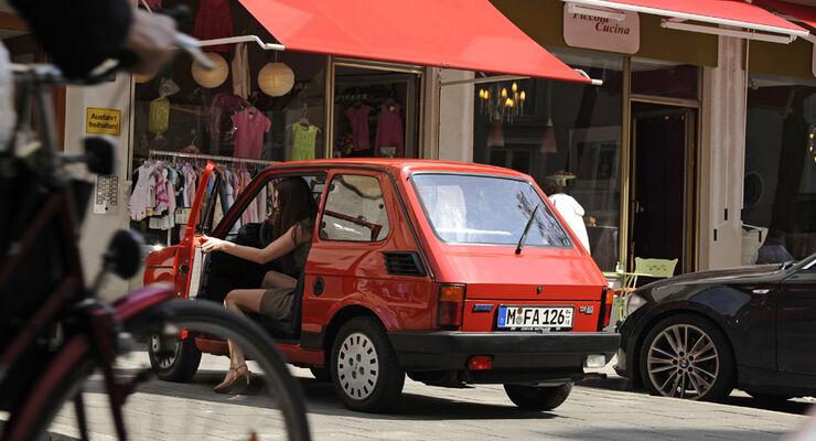 Fiat 126 BIS by FSM, Baujahr 1988