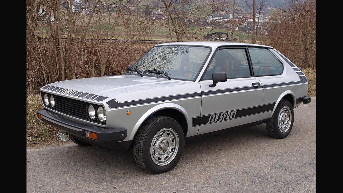 Fiat 128 3P 1300 Special Suisse