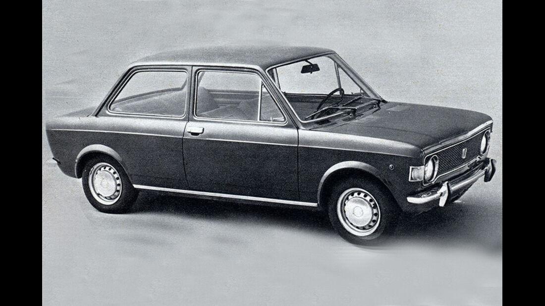 Fiat, 128 , IAA 1969