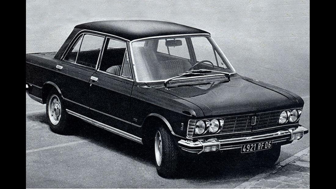 Fiat, 130, IAA 1969