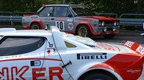 Fiat 131 Abarth und Lancia Stratos