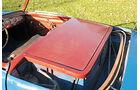 Fiat 1500 Ghia, Abdeckung