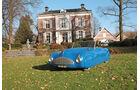 Fiat 1500 Ghia, Frontansicht