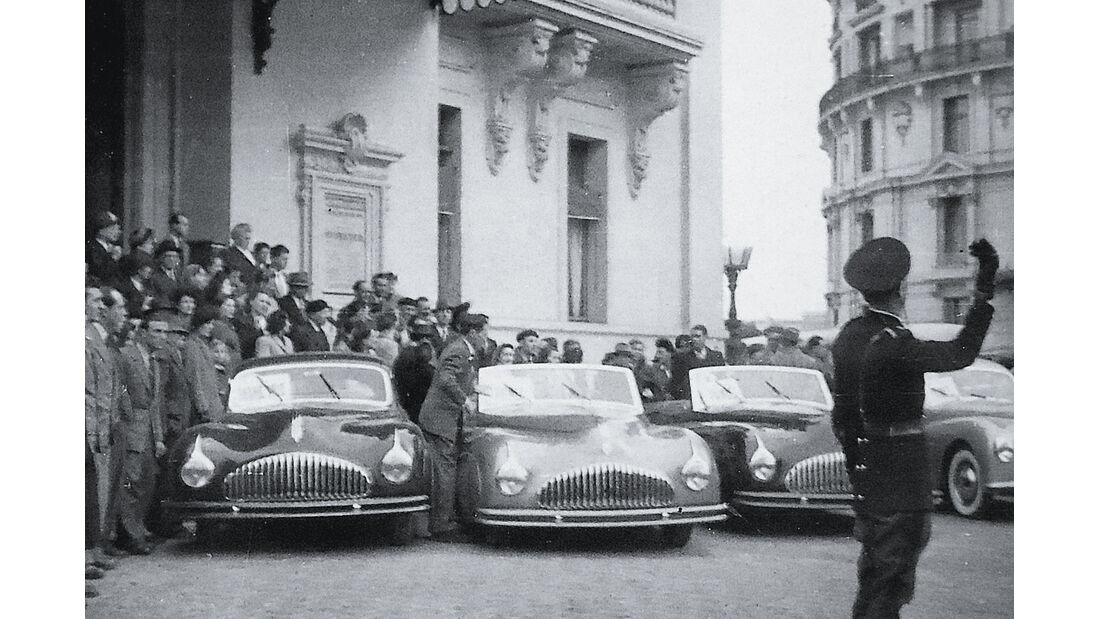 Fiat 1500 Ghia, Montecarlo