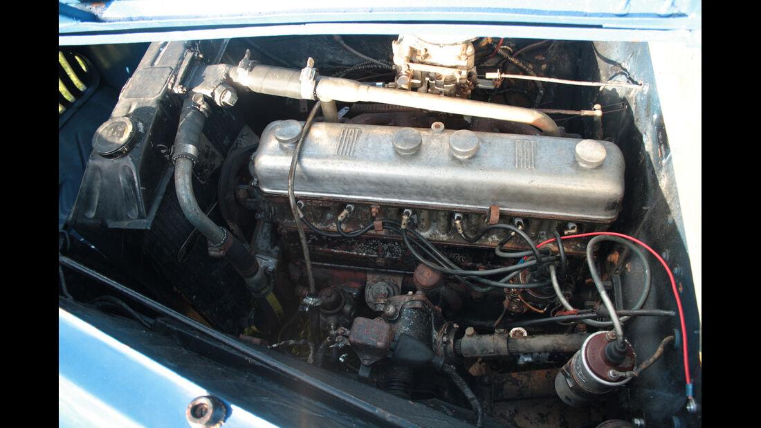 Fiat 1500 Ghia, Motor