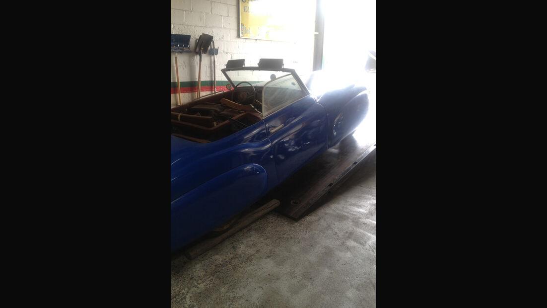 Fiat 1500 Ghia, Seite