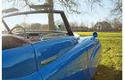 Fiat 1500 Ghia, Seitenführung