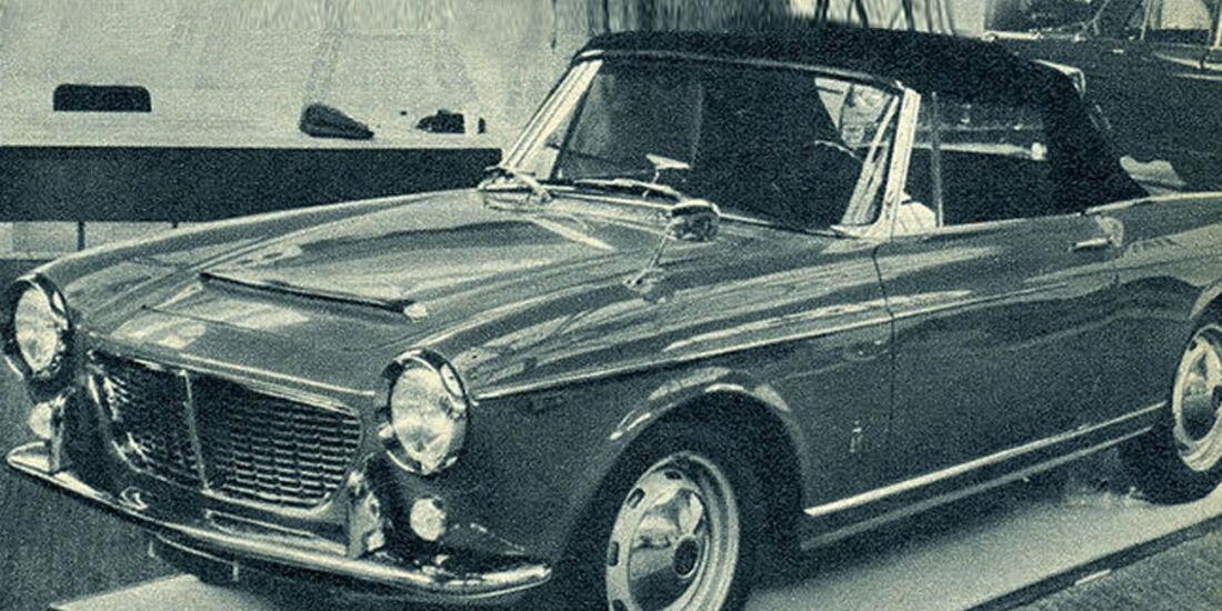 Fiat, 1500, IAA 1959