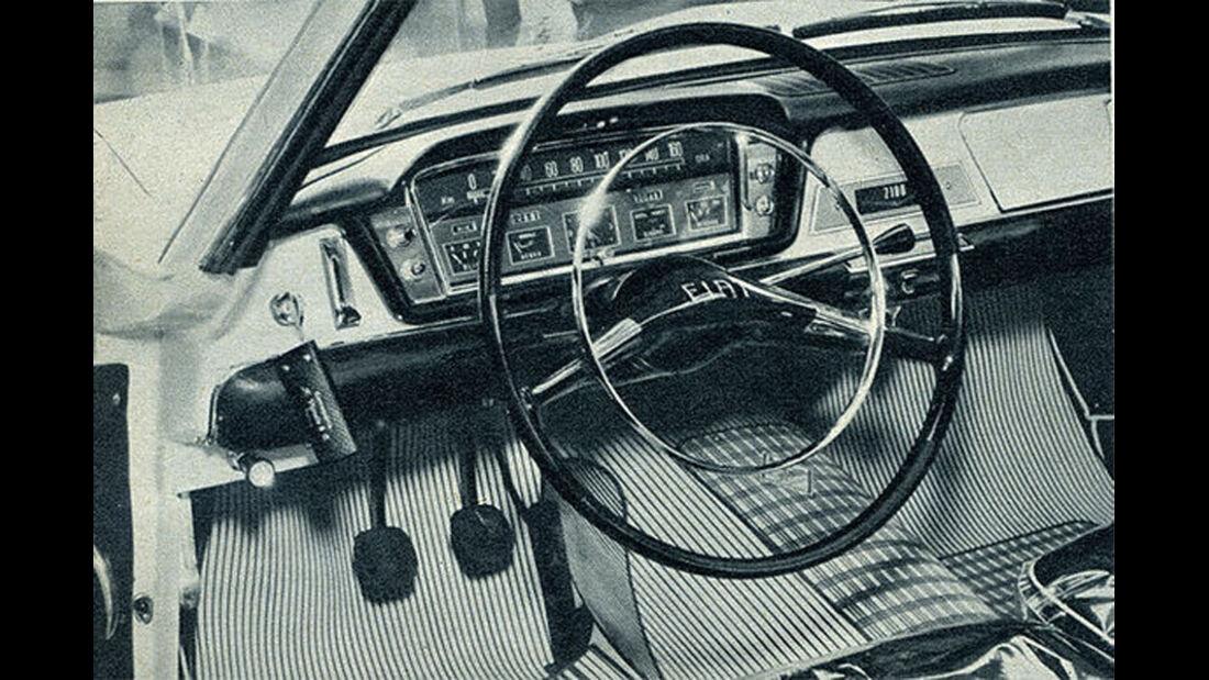 Fiat, 2100, IAA 1959