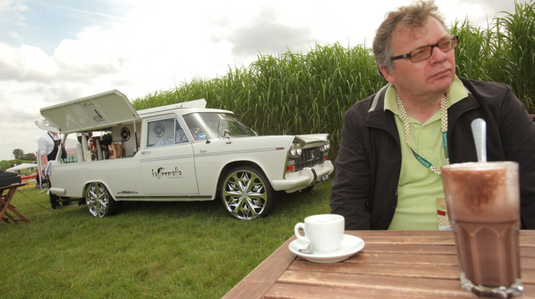 Fiat 2300 B, Espresso-Bar, Alf Cremers