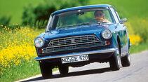 Fiat 2300 S Coupé, Frontansicht