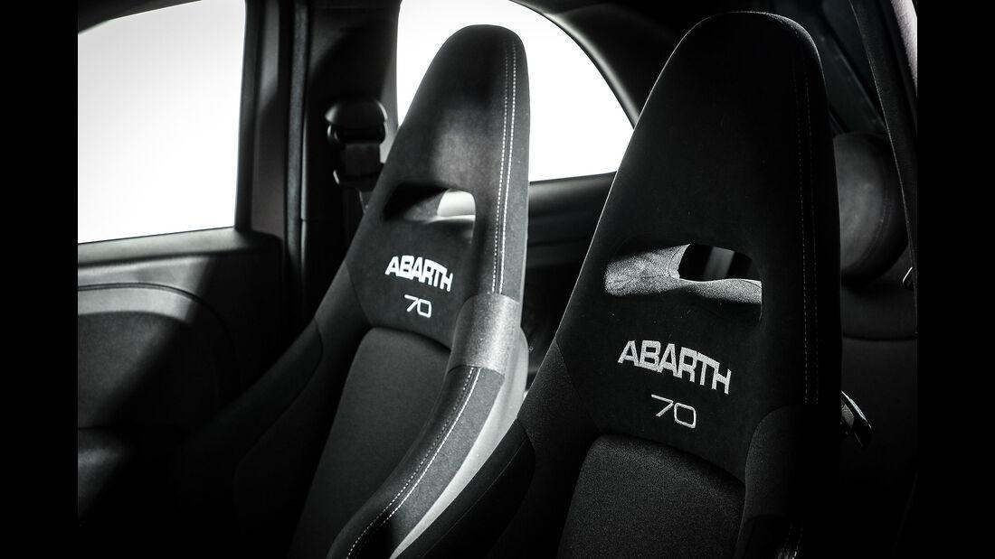 Fiat 500 Abarth 595 Pista 2020