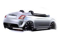 Fiat 500 Bellavista Concept Speedster