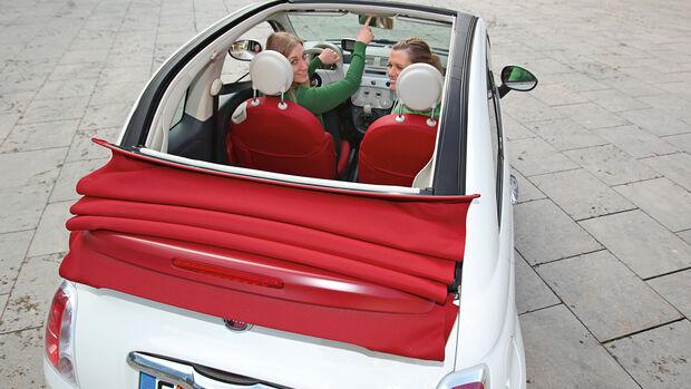Fiat 500, Cabrio
