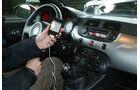 Fiat 500, Cockpit, Lenkrad, Anschluss