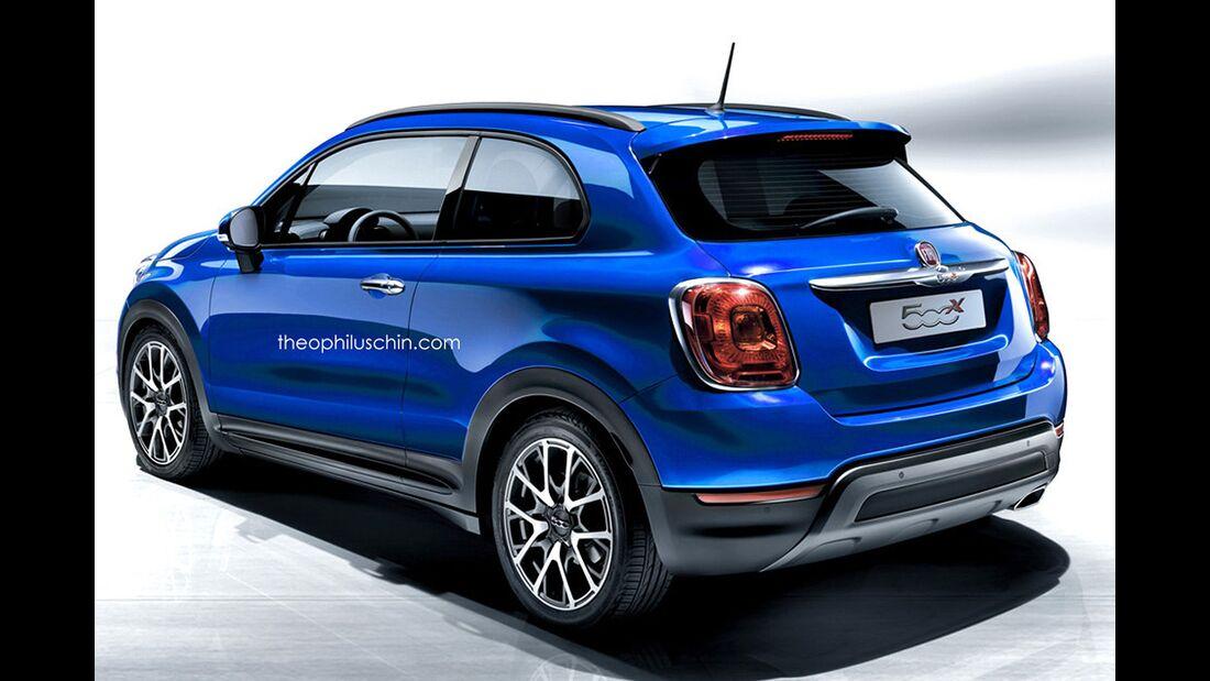 Fiat 500 Crossover