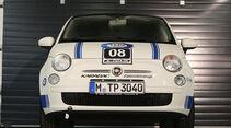 Fiat 500 Elektro Karabag