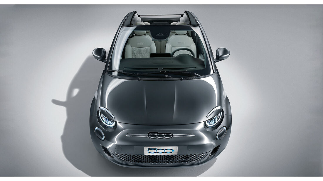 Fiat 500 Elektroversion