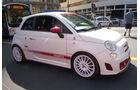 Fiat 500 - GP Monaco 2011