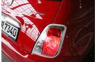 Fiat 500, Heckleuchte