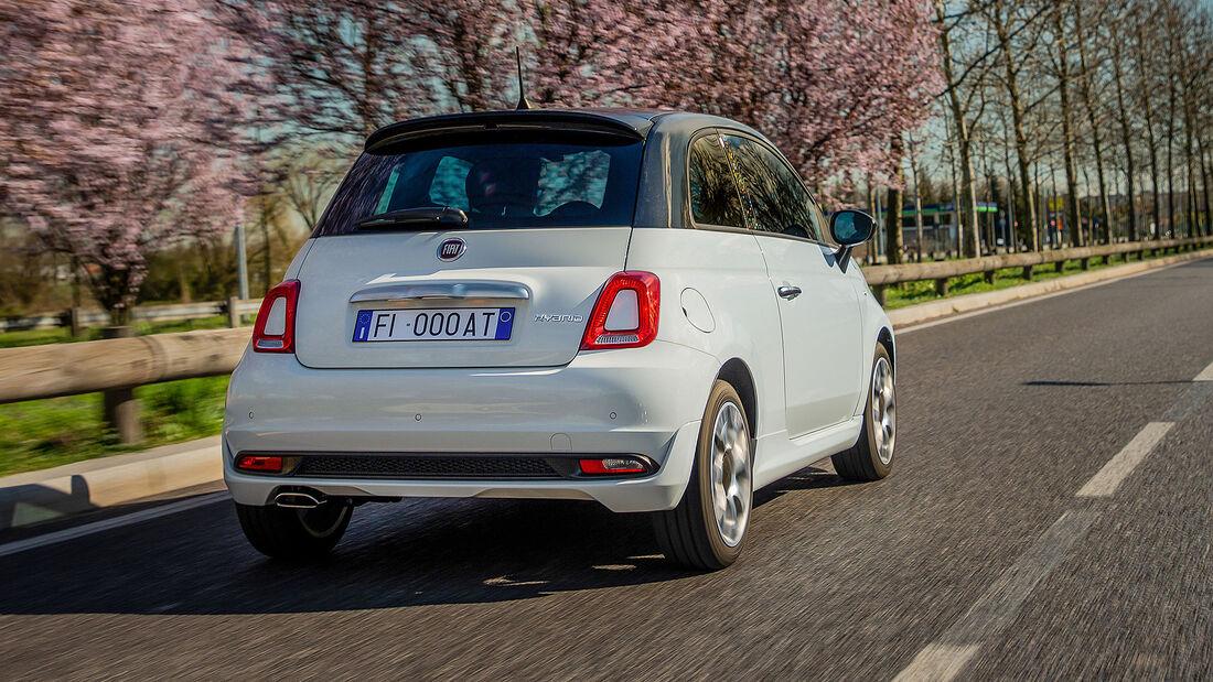 Fiat 500 Hey Google Sondermodell
