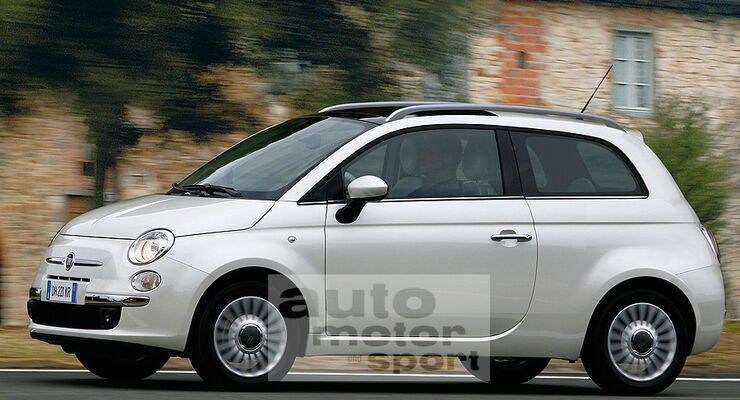 Fiat 500 giardiniera dritte karosserievariante geplant for Immagini giardiniere
