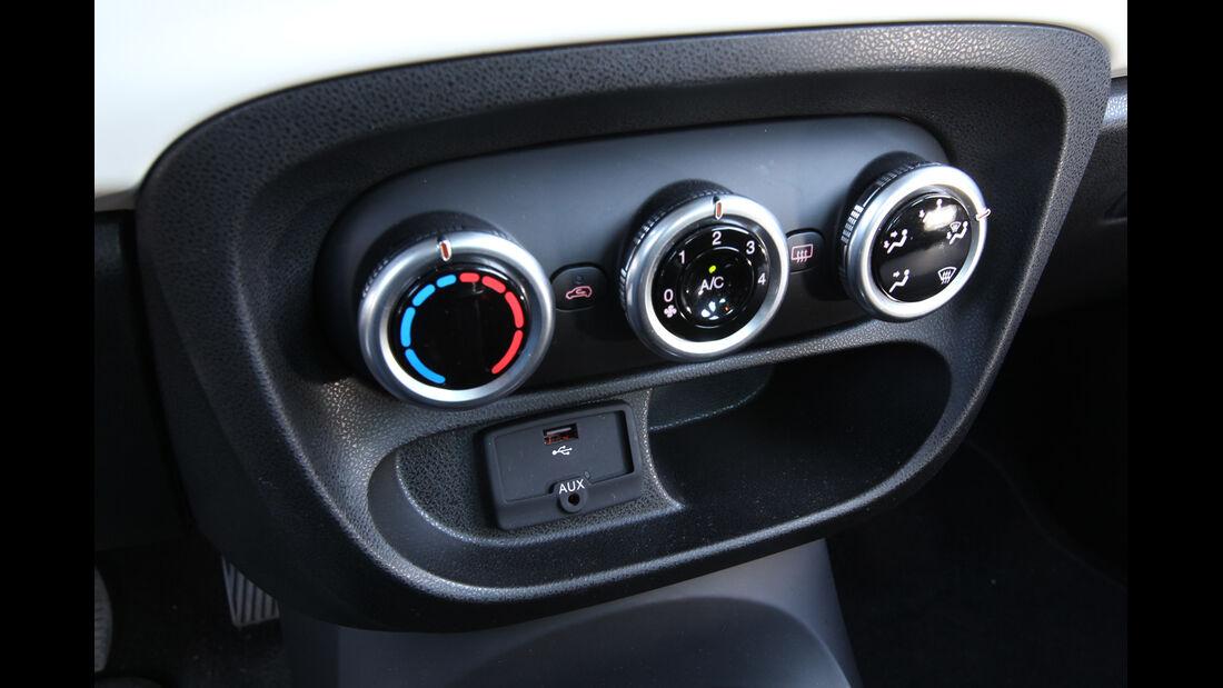Fiat 500 L 1.4 16V, Temperaturregler