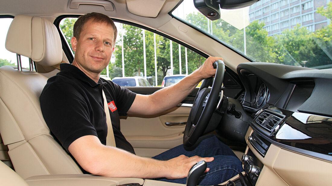 Fiat 500 L, Cockpit, Michael von Maydell