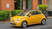 Fiat 500 Lesertestdrive