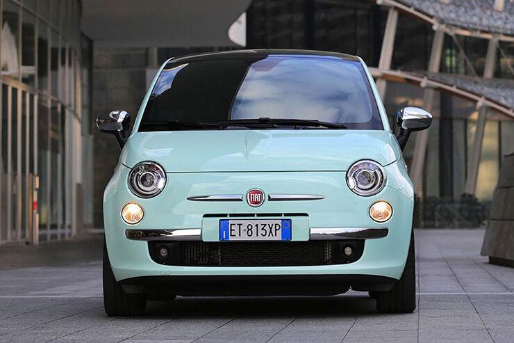 Fiat 500 Modelljahr 2014