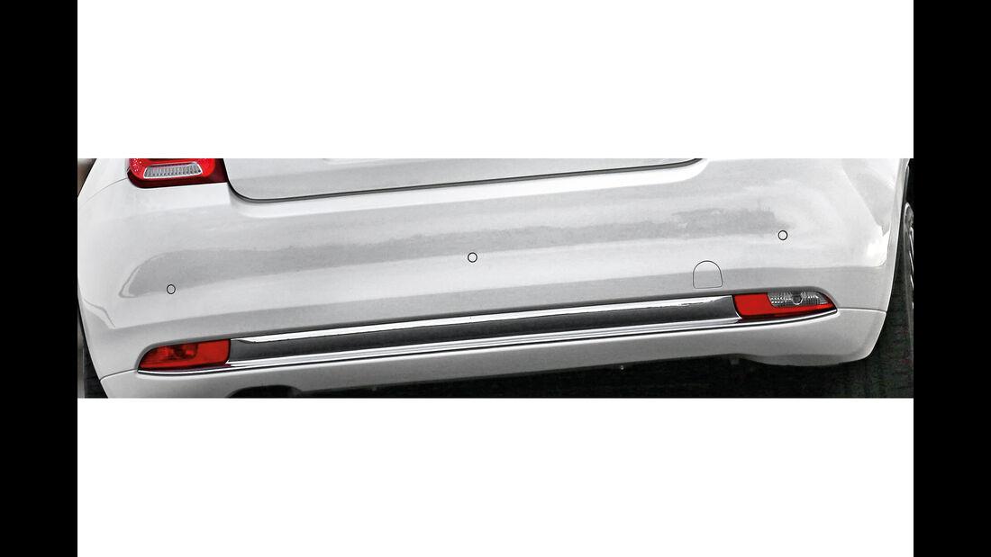 Fiat 500, Parksensor