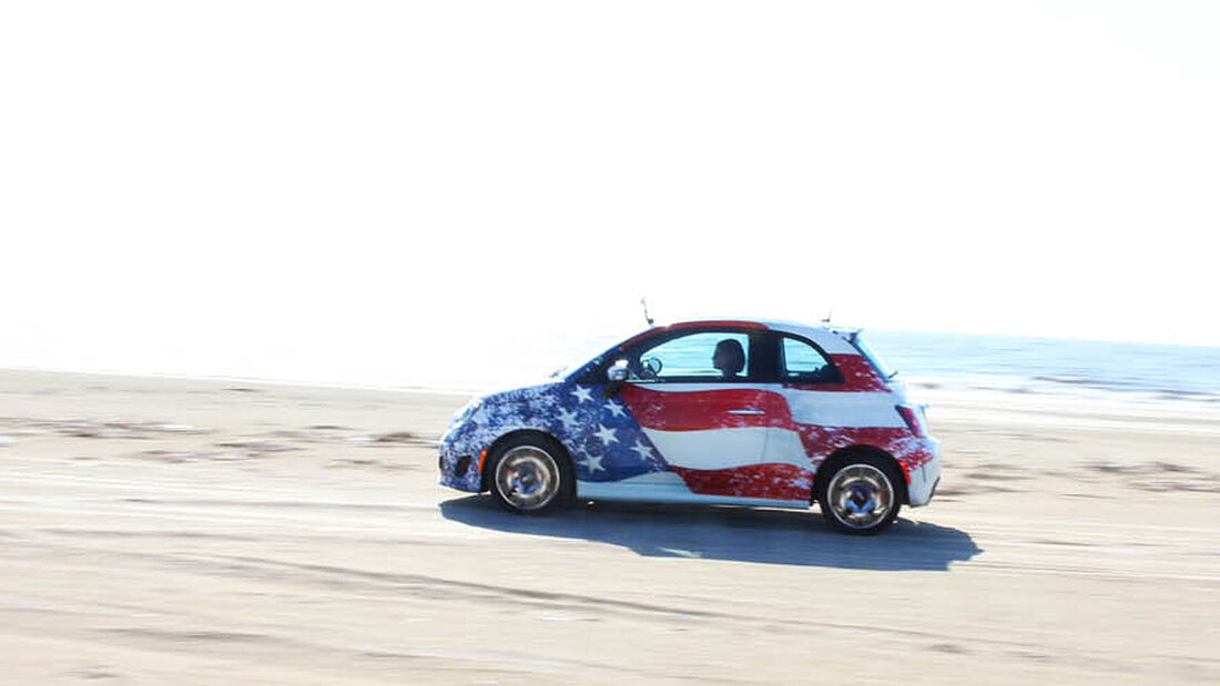 Fiat 500, Teil 3 , Reportage