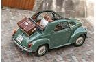 Fiat 500 Topolino, Draufsicht