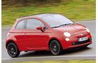 Fiat 500 Twin Air, Seitenansicht