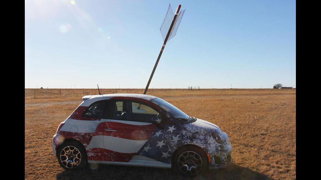 Fiat 500, USA
