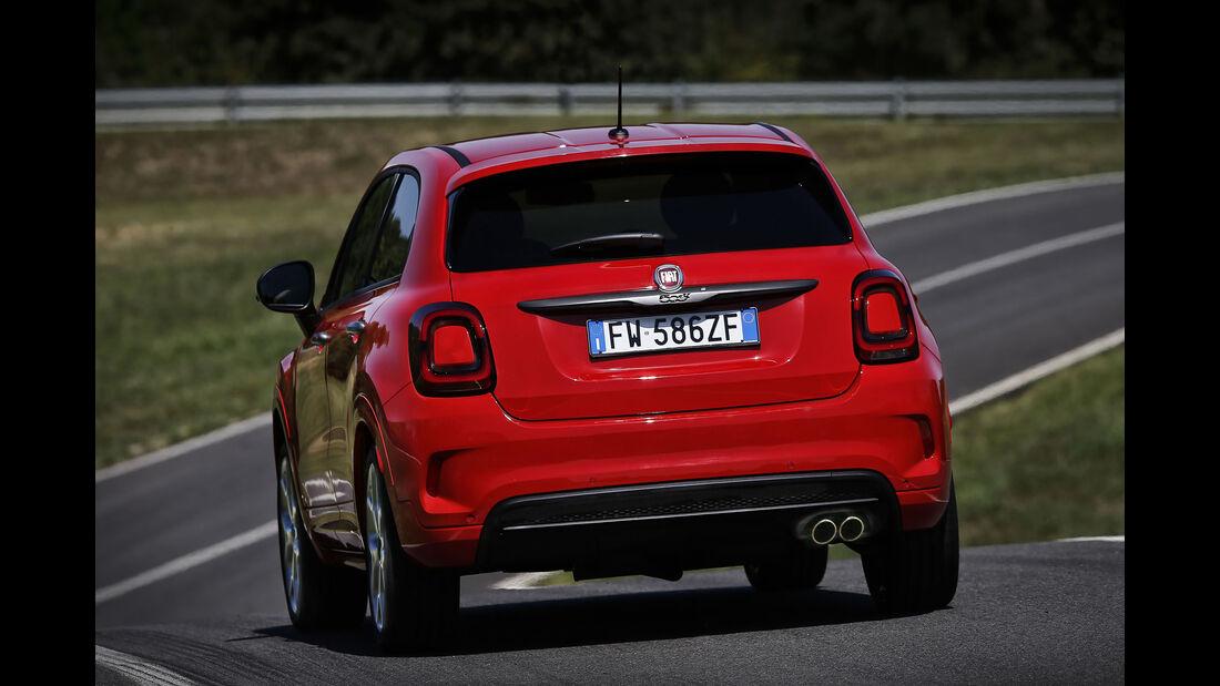 Fiat 500 X Sport Fahrbericht