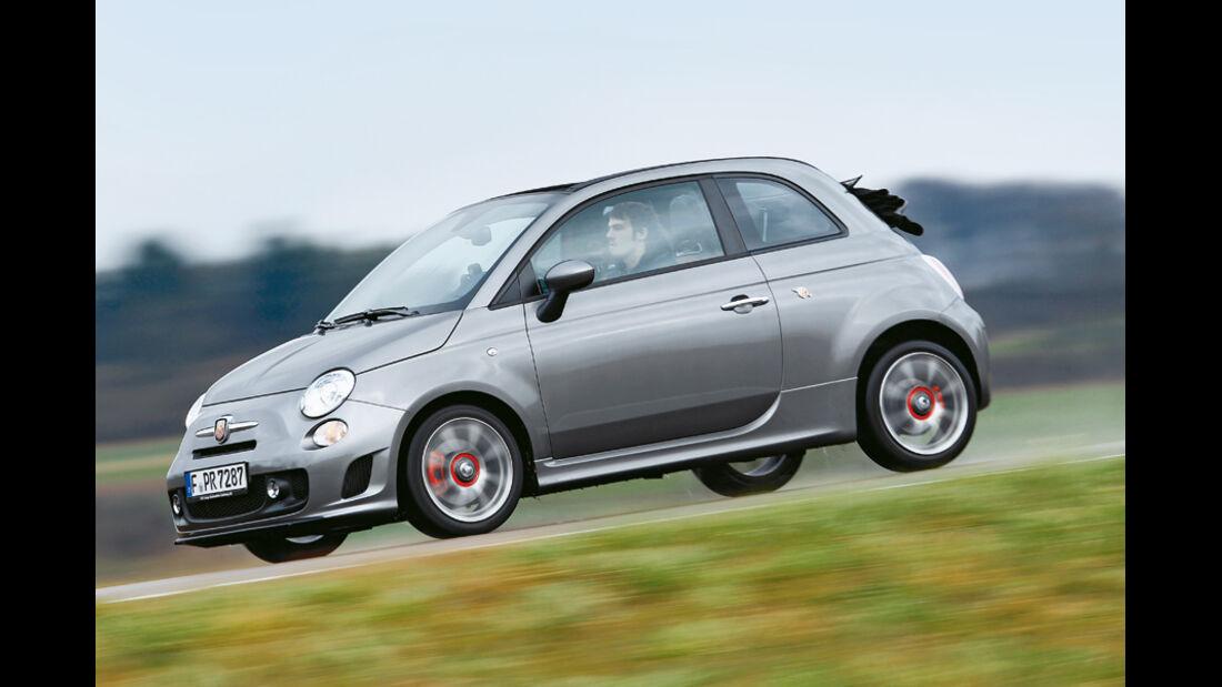 Fiat 500C Abarth Essesse