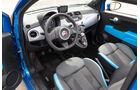 Fiat 500C, Cockpit