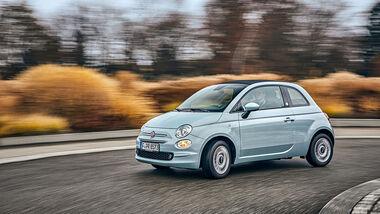 Fiat 500C Hybrid
