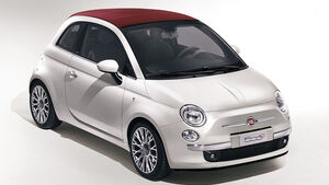 Fiat 500C Sondermodell Opening Edition