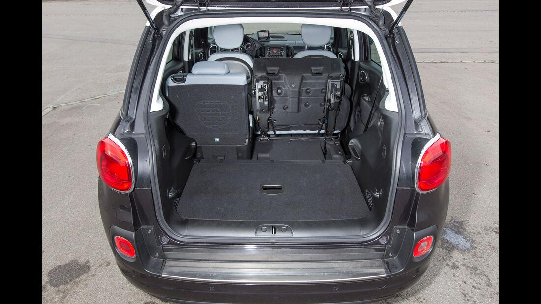 Fiat 500L 1.4 16V Pop, Kofferraum