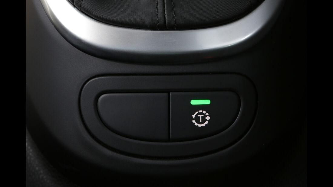 Fiat 500L 1.6 Multijet, Bedienelement