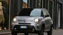 Fiat 500L 1.6 Multijet, Frontansicht