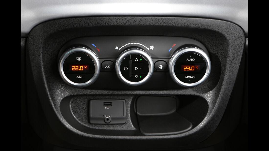 Fiat 500L 1.6 Multijet, Klimaautomatik